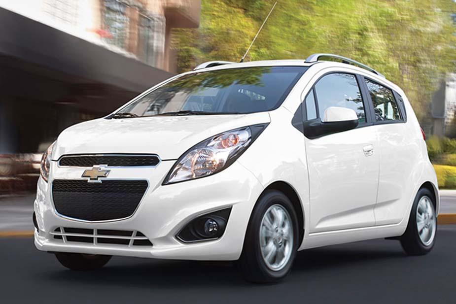 Chevrolet Spark Estrellarent