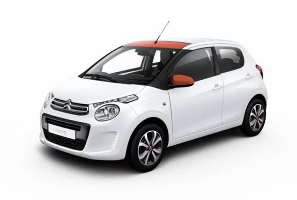 Citroën-C1-Feel-Edition-Fronto-Lateral-Blanco